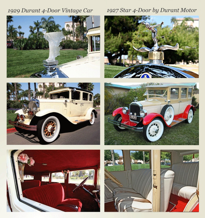 Vintage & Classic Wedding Car Rentals Serving San Diego, CA | Hire ...